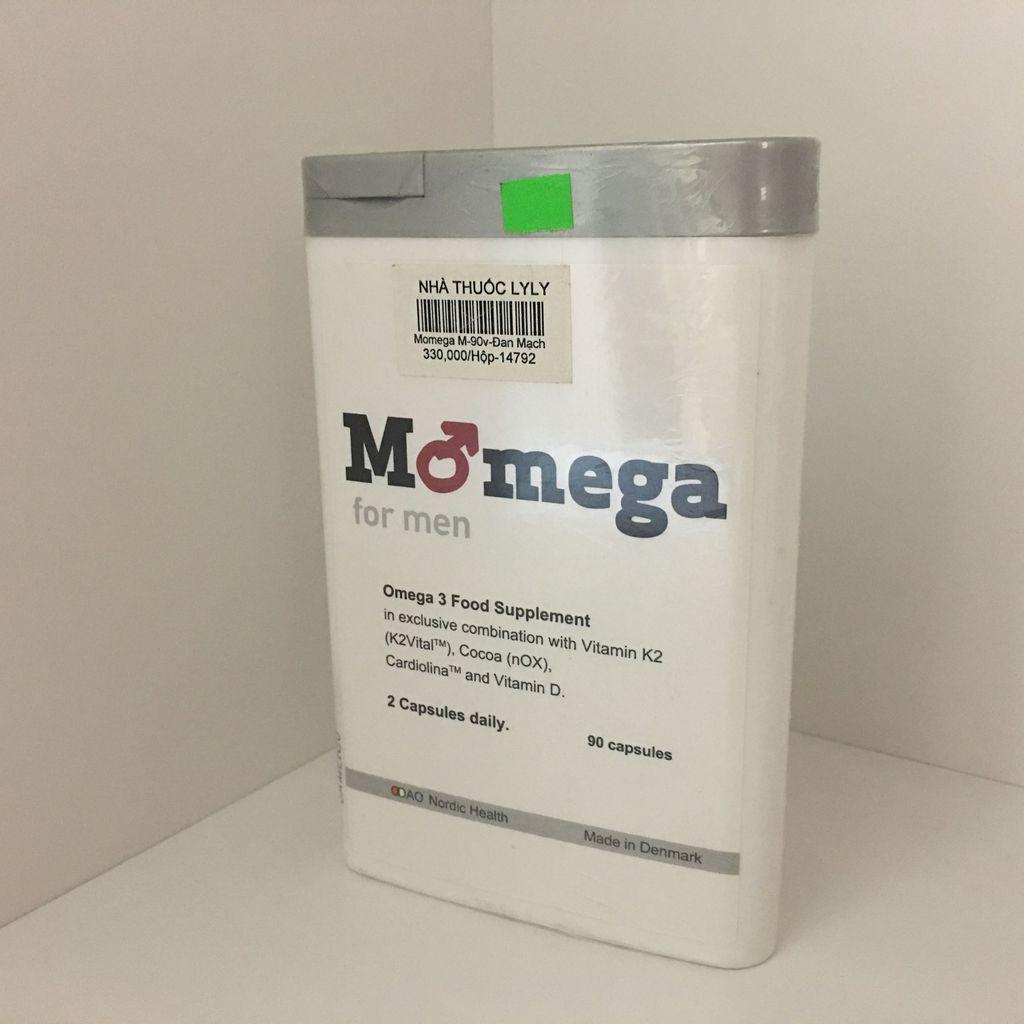MOMEGA FOR MEN