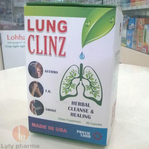 LUNG CLINZ