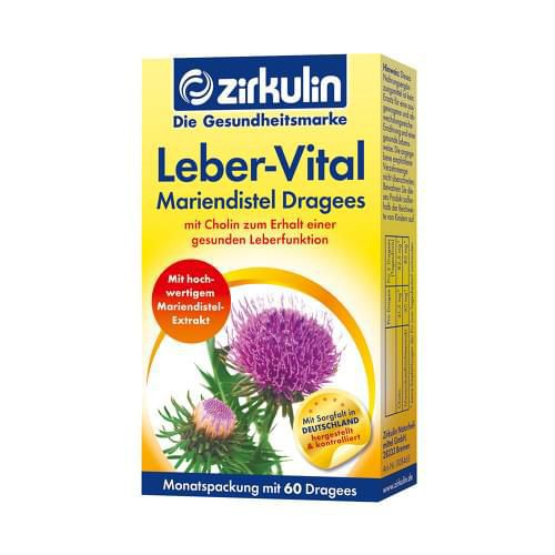 ZIRKULIN LEBER - VITAL