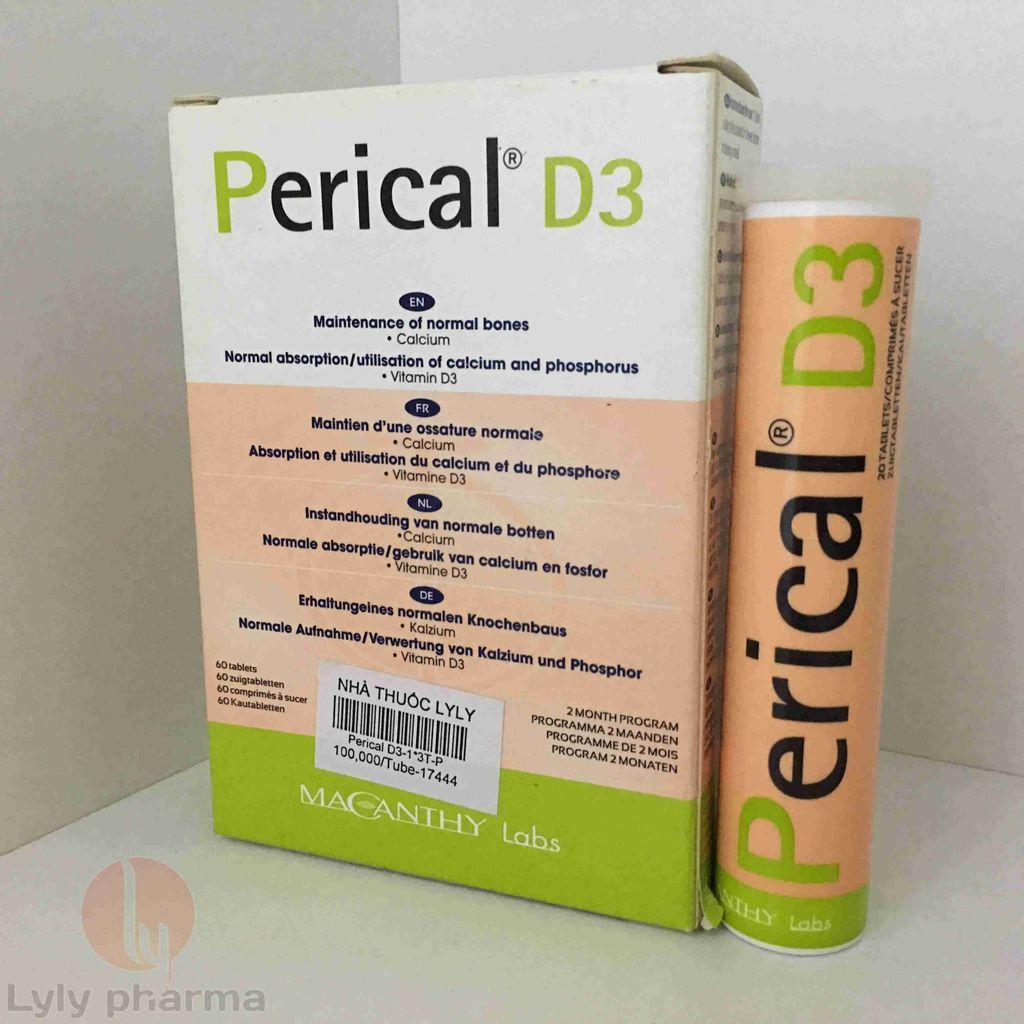 PERICAL D3