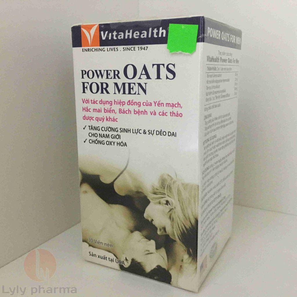 POWER OATS FOR MEN