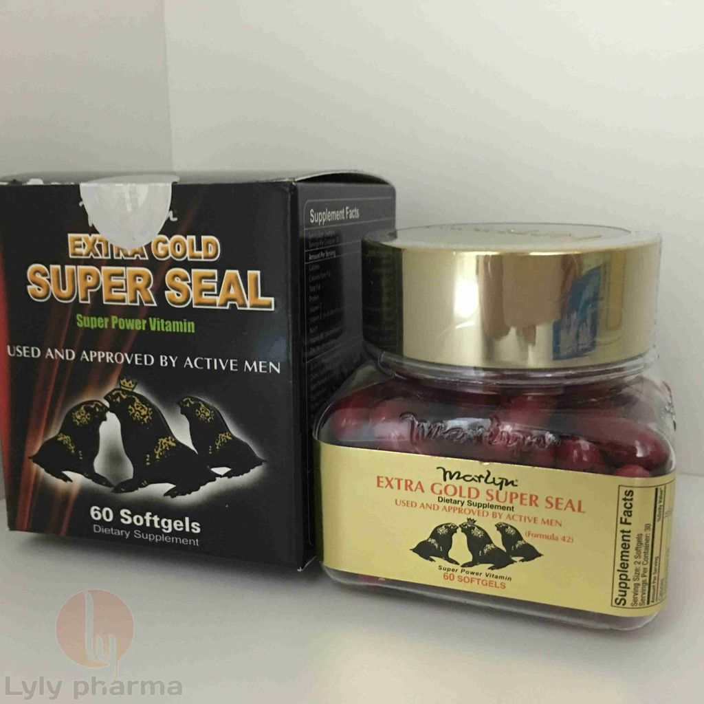 EXTRA GOLD SUPER SEAL