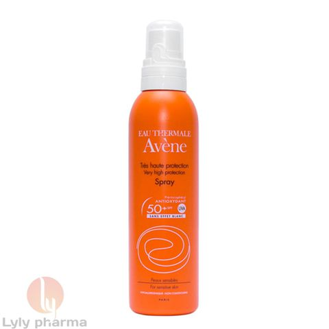 AVENE HIGH PROTECTION CLEANANCE SUNSCREEN 30+