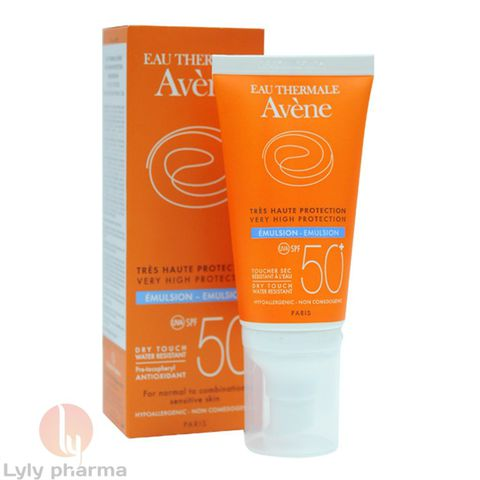AVENE VERY HIGH PROTECTION EMULSION 50+