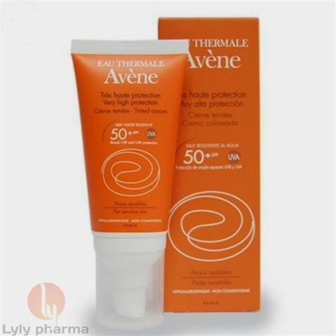 AVENE VERY HIGH PROTECTION TINTED CREAM 50+