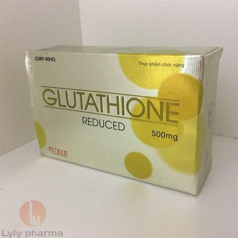 GLUTATHIONE 500MG