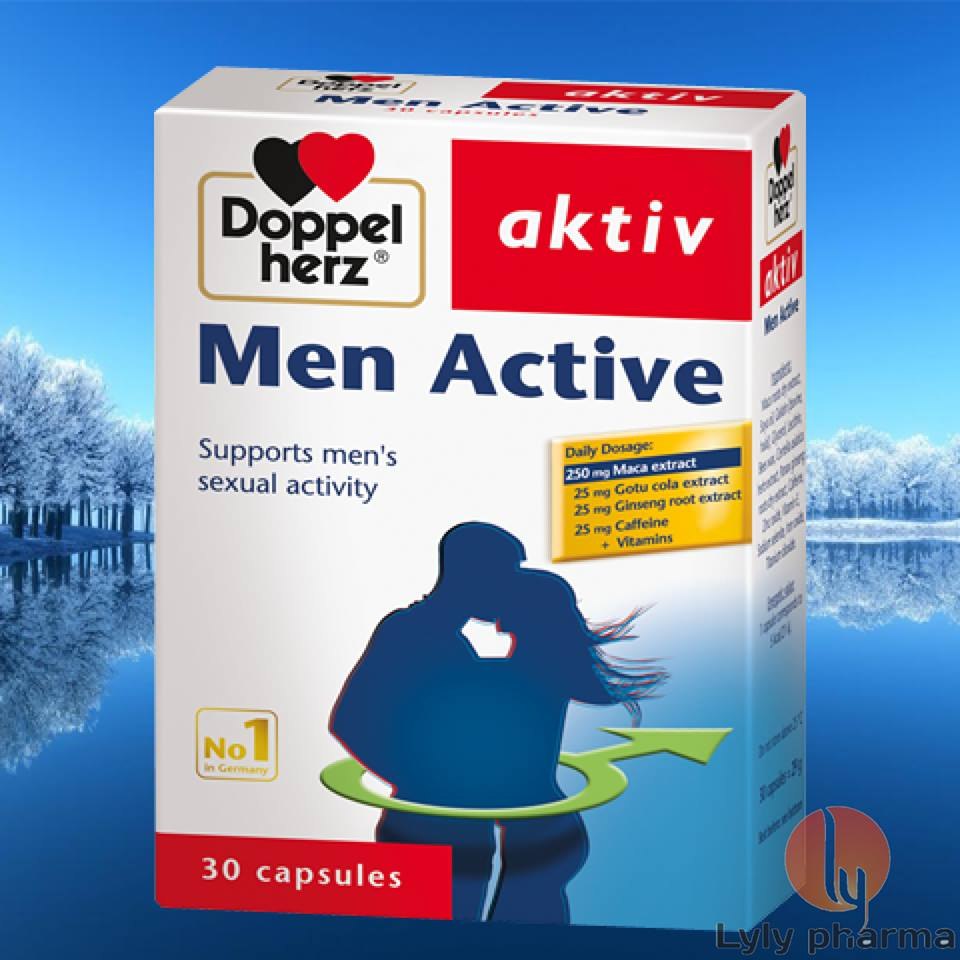 MEN ACTIVE